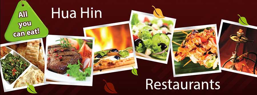 Hua Hin Restaurants