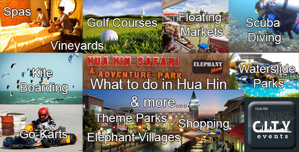 What to do in Hua Hin
