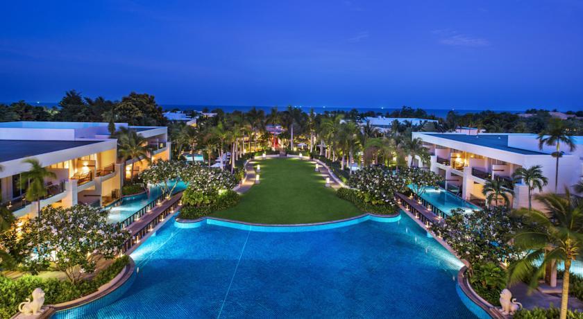 Anantara Hua Hin Resort And Spa Pantip