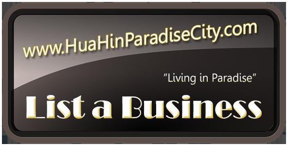 Hua Hin Classifieds List a Business