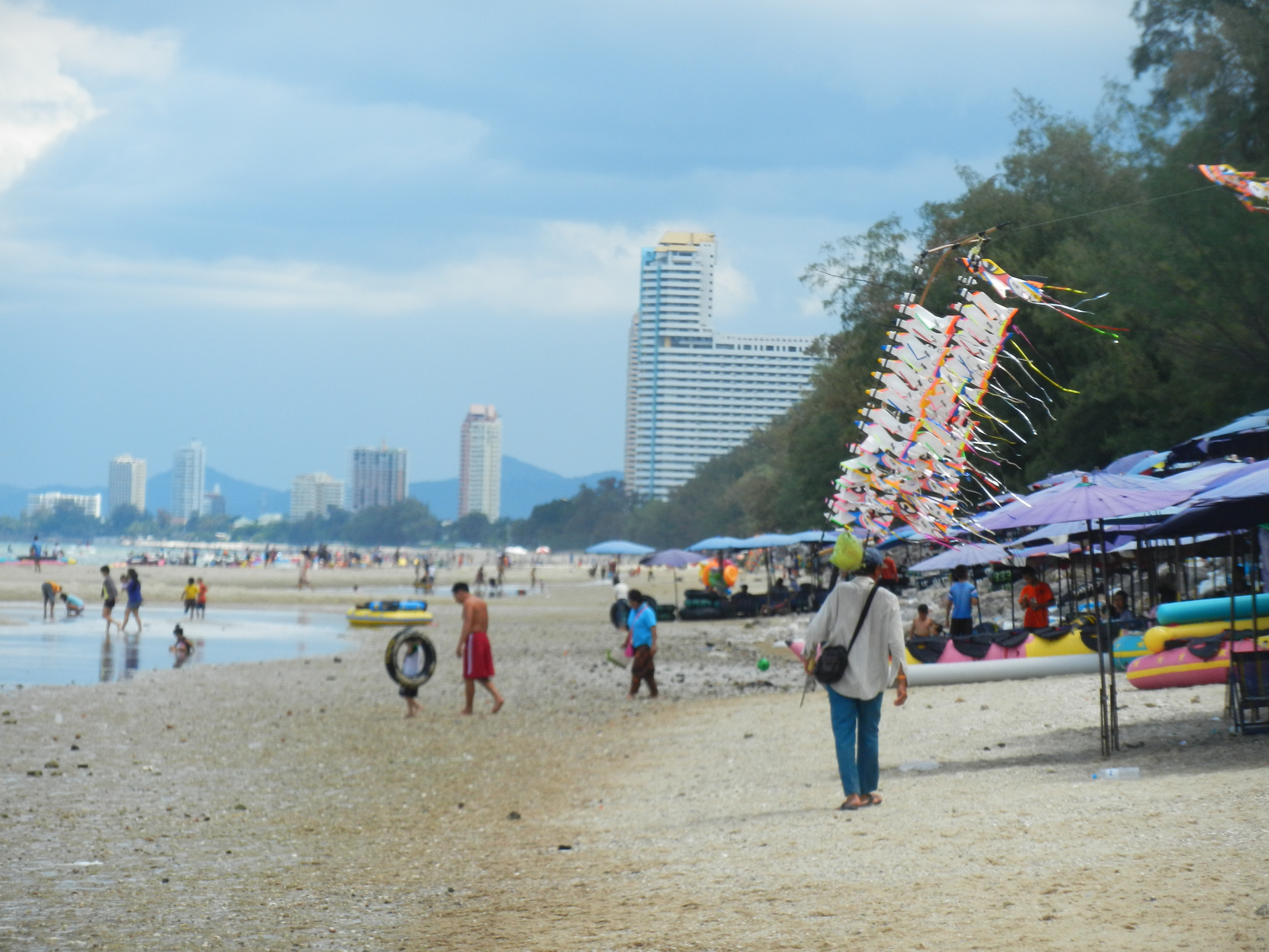 Cha Am Beach Hua Hin